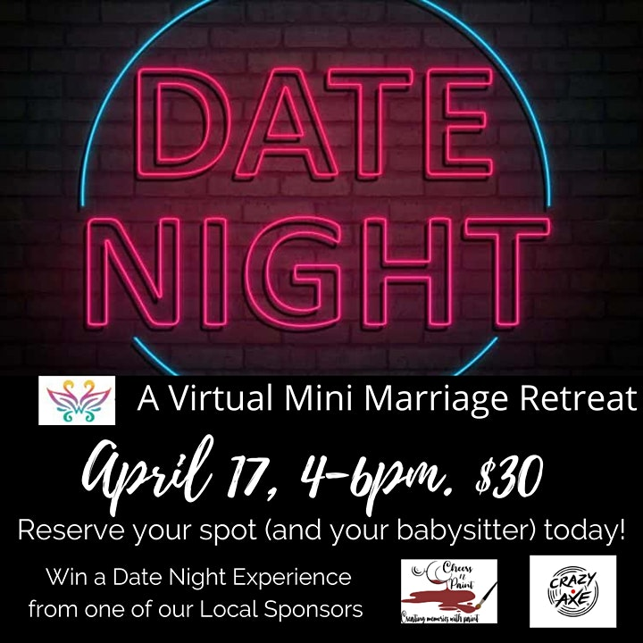 Date Night:  A Virtual Mini Marriage Retreat image