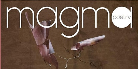 Magma Poetry 79: Craft Talk with Vidyan Ravinthiran on Dwelling tickets