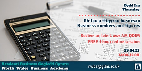 TASTER SESSION: Small business numbers and figures - what do they mean now? tickets