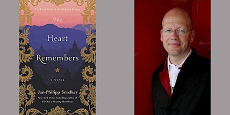 "Jan-Philipp Sendker -- ""The Heart Remembers"" tickets"