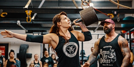 Commando Temple's Strongest Woman 2021 tickets