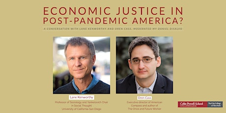 Economic Justice in Post-Pandemic America? tickets