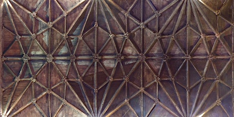 Vault Design at St Mary's Church, Nantwich (workshop) tickets
