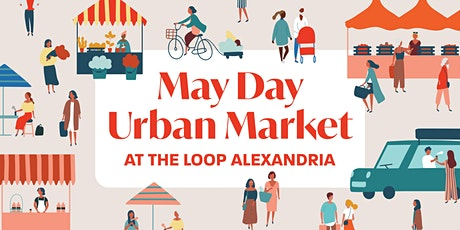May Day Urban Market tickets