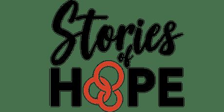 Stories of Hope - Virtual Presenation tickets