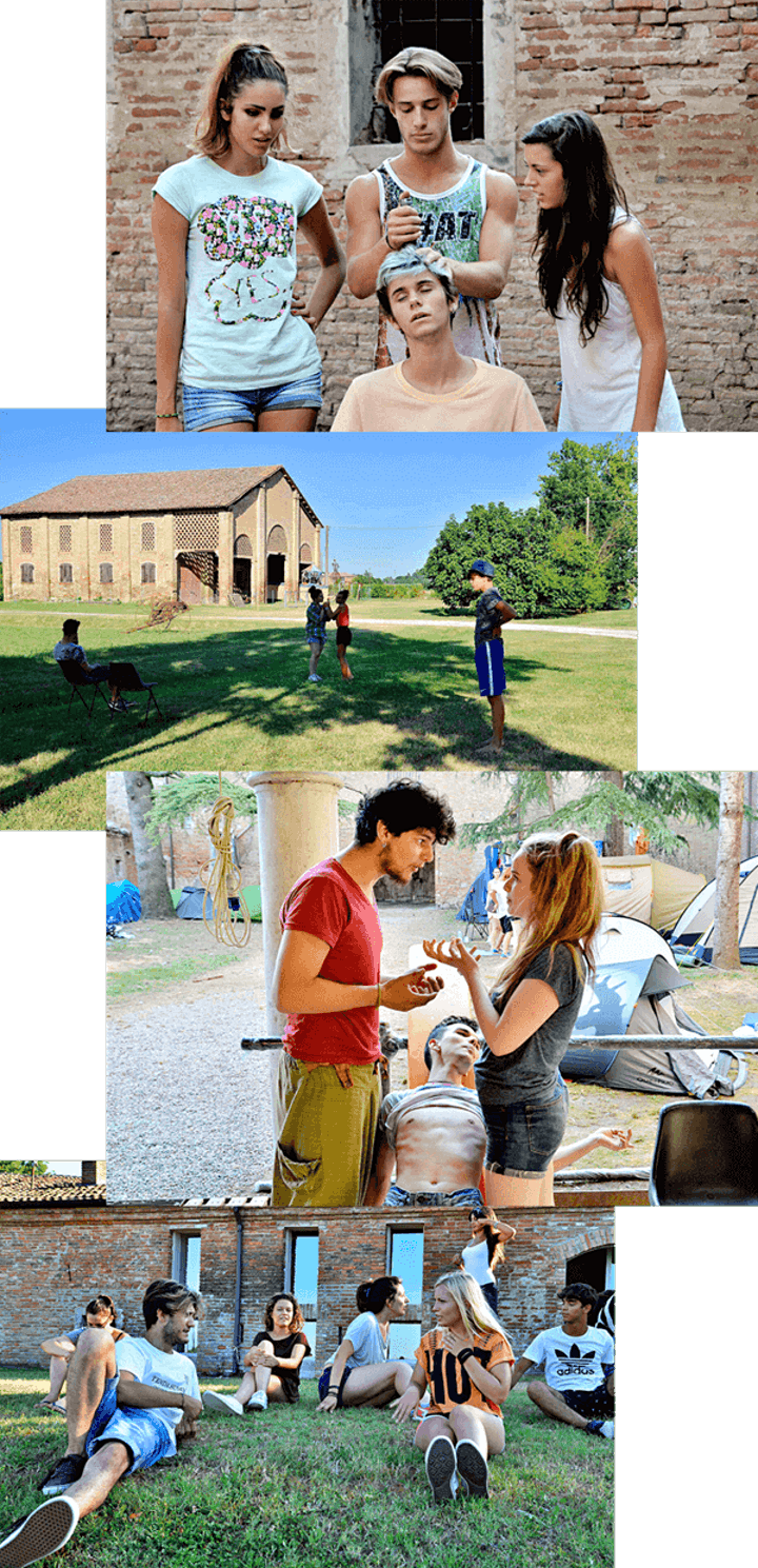 Immagine TENDA SUMMER SCHOOL 2021 —  VII EDIZIONE