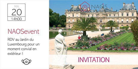 NAOSevent - Partageons un moment convivial en plein air! entradas