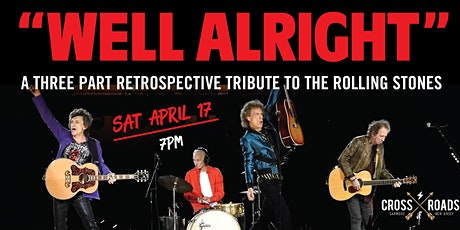 Well Alright - Tribute to The Rolling Stones tickets