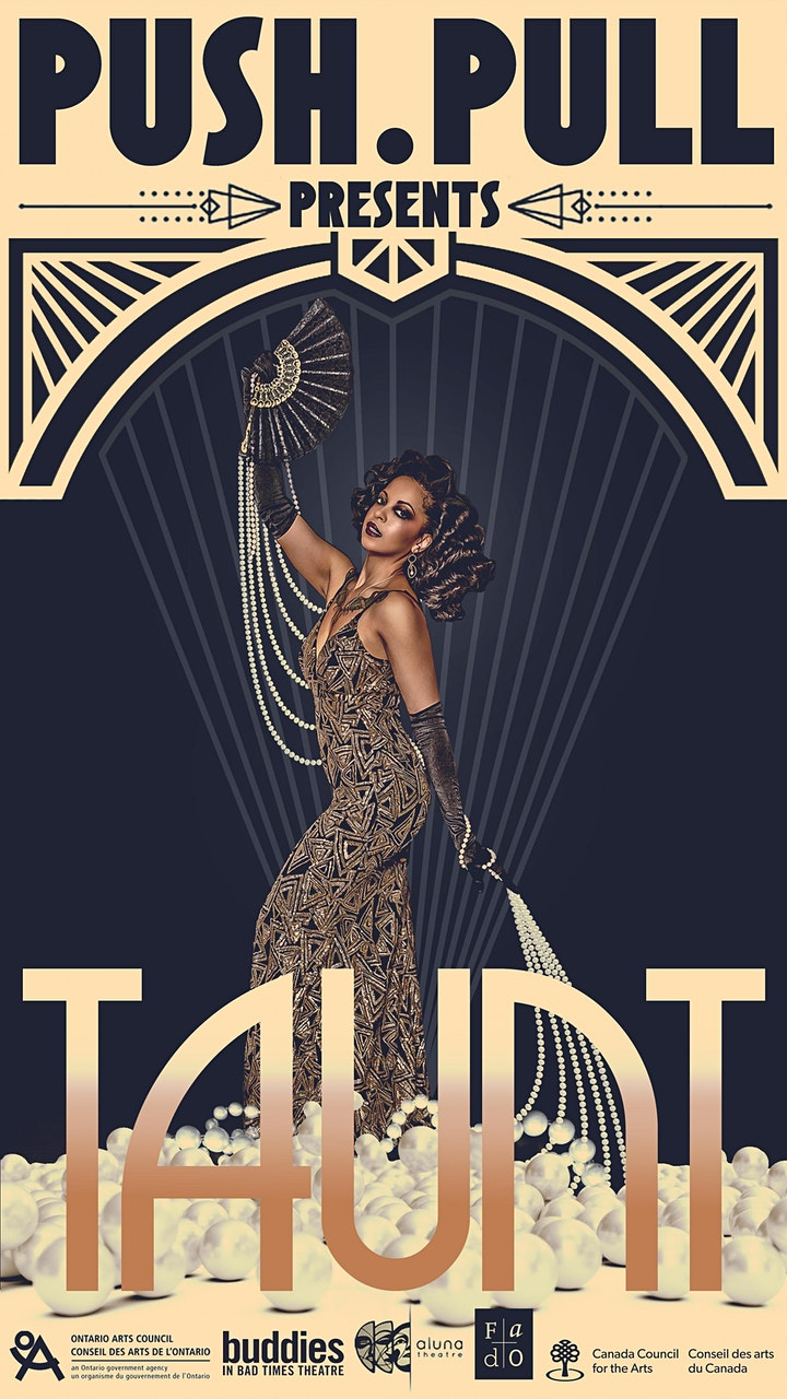 PUSH.PULL presents TAUNT Showcase image