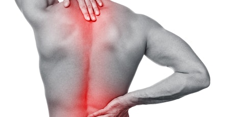 Back On Track: Key concepts to long term conservative pain management tickets