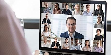 Sharpening Your Sales Leadership Skills (Webinar) tickets