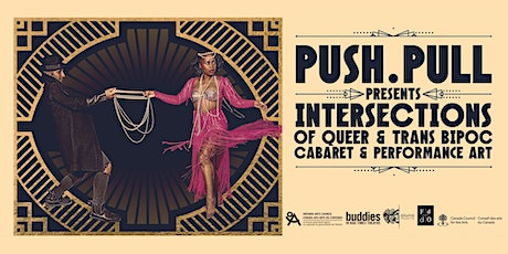 PUSH.PULL presents TOPPED Showcase tickets