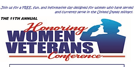 Honoring Women Veterans Conference tickets