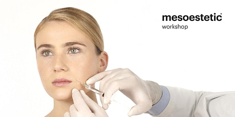 WORKSHOP: FACE LIFTING WITH CROSS-LINKED HA AND MESOTHERAPY - MED tickets