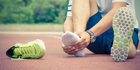 Prevention and Treatment: Foot and Ankle Injuries in Runners tickets