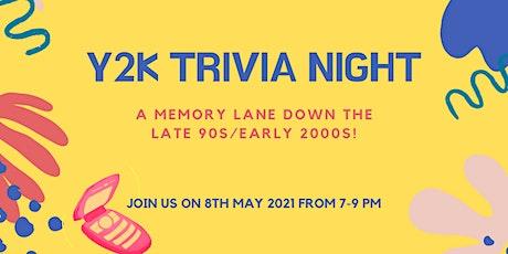 Y2K Online Trivia Night tickets