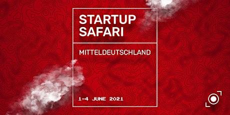 Startup SAFARI Mitteldeutschland entradas