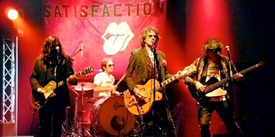 Satisfaction - A Tribute to The Rolling Stones at