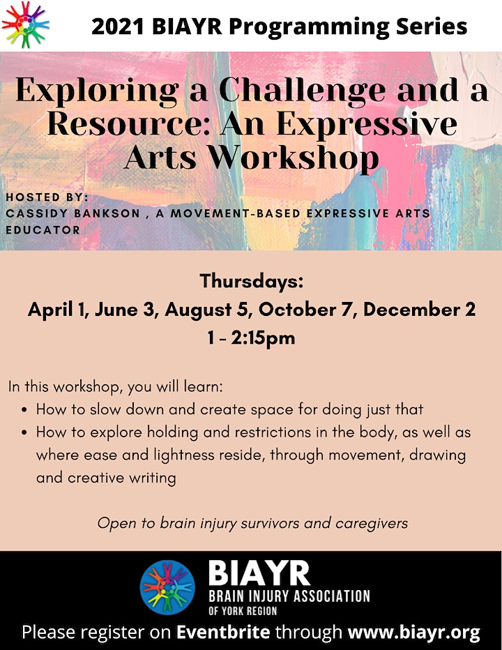Exploring a Challenge and a Resource - 2021 BIAYR Programming Series image