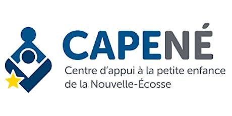 CAPENÉ Le portfolio et la documentation tickets