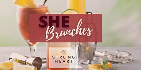 SHE Brunches Live tickets