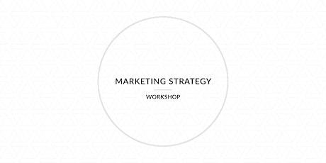 Marketing Strategy Workshop biljetter