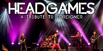 BBQ Series Head Games Tribute to Foreigner