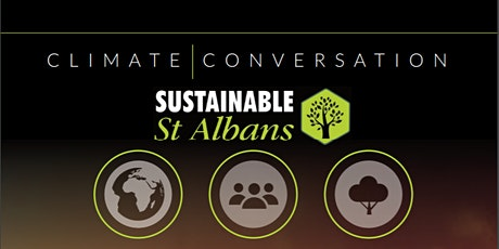 Climate  Conversations - a chance to talk. Part of SustFest21. tickets