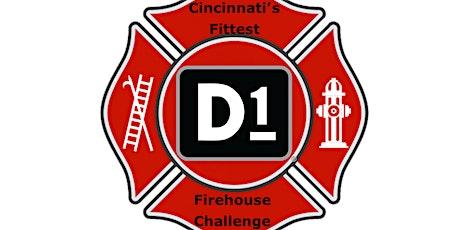 Cincinnati's Fittest Firehouse Challenge By D1 Training Cincy tickets