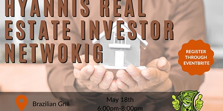 Hyannis Real Estate Investor Networking tickets