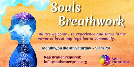 Souls Breathwork tickets