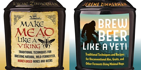 Virtual Talk: Nordic Brewing with Jereme Zimmerman tickets