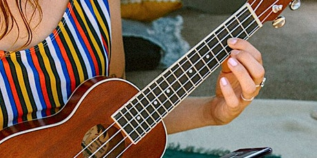 Summer Ukulele For Adults Three Week Class (June 1st, 8th, and 15th) tickets
