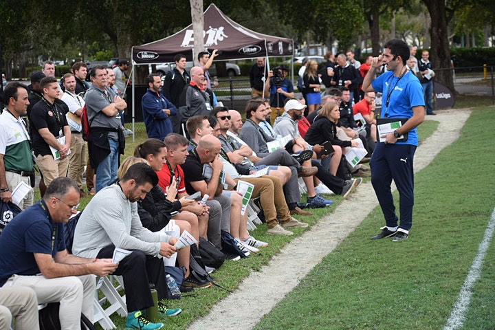 La Liga Coaching Master Class Presented by U90C Sports and US Club Soccer image