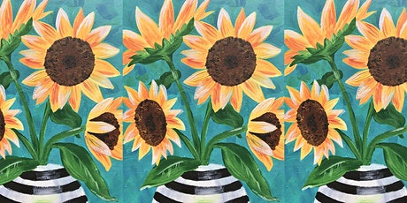 Easely Does It -Impasto Sunflowers- with Toni +14 day recording tickets