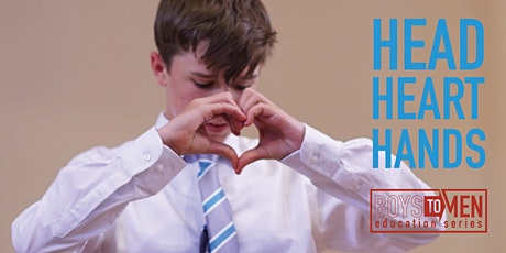 HEAD, HEART, HANDS: A Holistic Approach to Educating Boys tickets