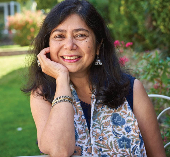 Talk with author Shrabani Basu - Spy Princess: The life of Noor Inayat Khan image