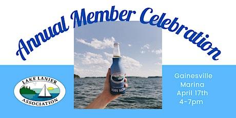 Lake Lanier Association's  Member Celebration tickets