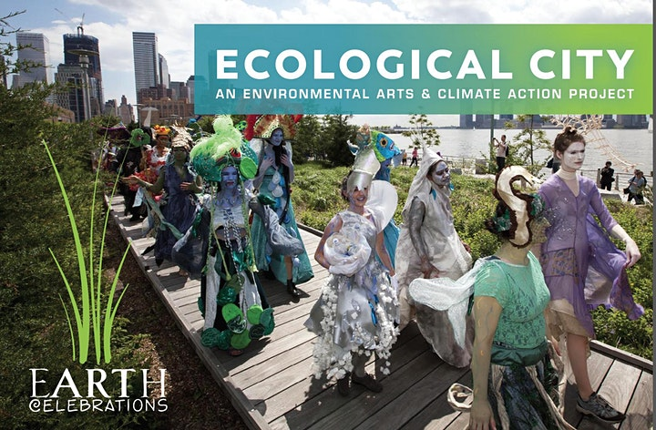 ECOLOGICAL CITY - Art & Climate Solutions POP-UP PAGEANT image