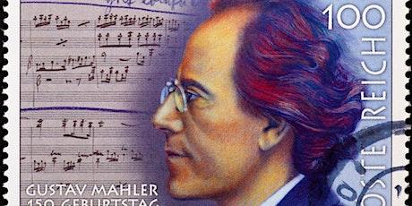 Mahler - Vida y Obra entradas