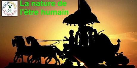 SAGESSE DE L'INDE ANCIENNE I: La nature de l'être humain- BHAGAVAD GITA tickets