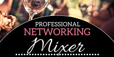 Professional Networking Mixer (VIRTUAL) tickets