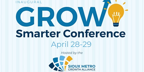 Grow Smarter Conference tickets