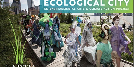 ECOLOGICAL CITY - Art & Climate Solutions POP-UP PAGEANT tickets