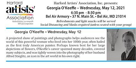 Living History Performance: Georgia O'Keeffe tickets