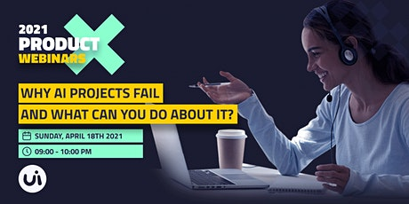 Why AI projects fail and what can you do about it? tickets