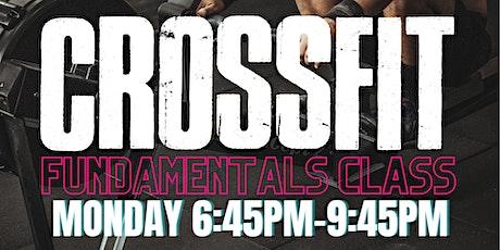 CrossFit Fundamentals Class tickets