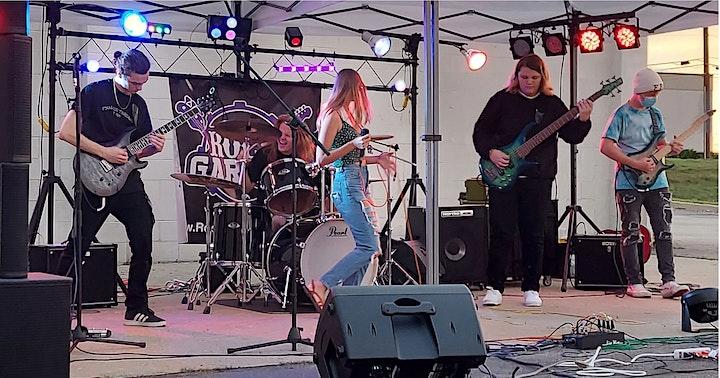 Rock Garage: Live at The Vogue! image