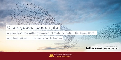 Courageous Leadership: A conversation with Dr. Terry Root tickets