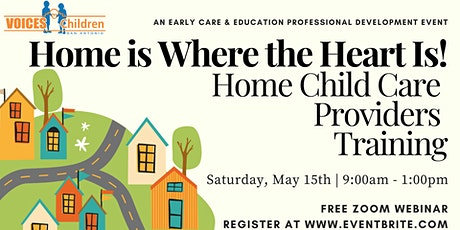 Home is Where the Heart Is!: Home Child Care  Providers  Training tickets